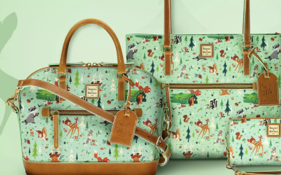 Bambi and Friends Dooney & Bourke Collection Bounds on to shopDisney