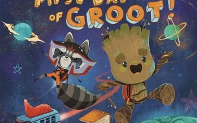 Book Review: First Day of Groot