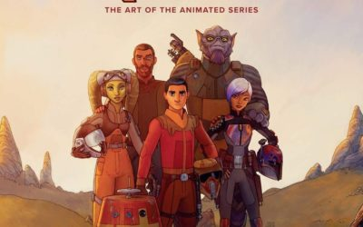 "Book Review: ""The Art of Star Wars Rebels"""