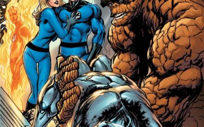 """Comic Legends Neal Adams and Mark Waid Team Up for """"Fantastic Four: Antithesis"""""""
