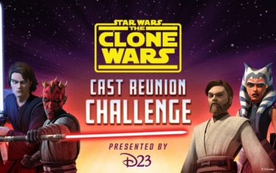 "D23 to Present ""Star Wars: The Clone Wars"" Cast Reunion"