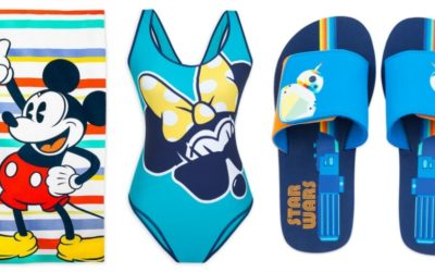 Splash into Summer With Disney Themed Swimwear for the Whole Family