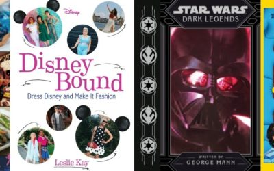 Create Your Own Summer Adventures With Disney Books