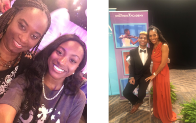 Disney Dreamers Academy Participants Celebrate Mother's Day