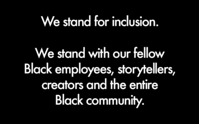 Disney Shares Inspiring Message of Solidarity with Black Community