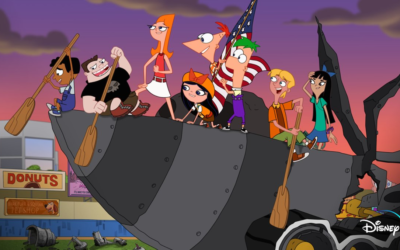"Disney+ Shares New Images from ""Phineas and Ferb The Movie: Candace Against the Universe"" Streaming this Summer"