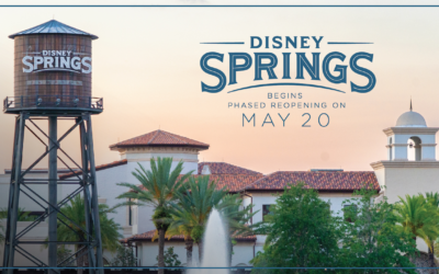 "Disney Springs Releases ""Know Before You Go"" Requirements Ahead of May 20th Reopening"