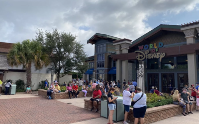 Disney Springs Closing at 7:00 pm Until Further Notice Following Orange County Curfew Order