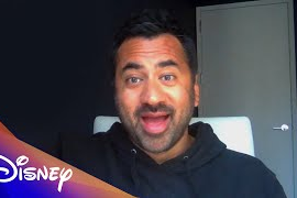 "Kal Penn from ""Mira, Royal Detective"" Reads a Bedtime Story About Winnie the Pooh"
