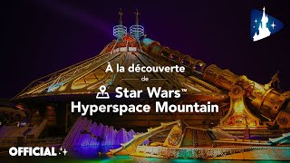 "Take a ""Ride & Learn"" Trip on Disneyland Paris' Hyperspace Mountain"