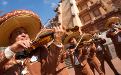 EPCOT's Mariachi Cobre Performs From Home as Part of #DisneyMagicMoments