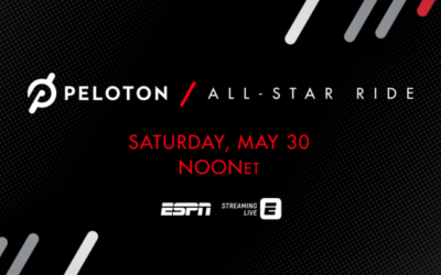 16 Athletes Join First Ever Peloton All-Star Ride Coming to ESPN on May 30