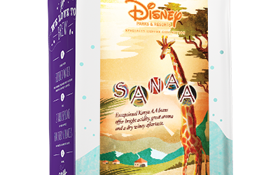 Exclusive Joffrey's Disney Parks Flavors Now Available for Home Delivery as Part of Subscription Service