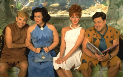 Extinct Attractions - The Flintstones Show