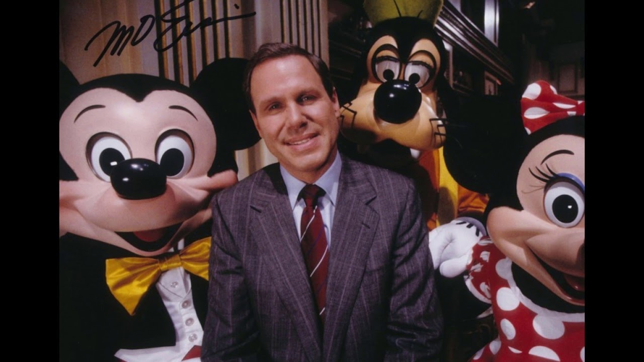 Things that Michael Eisner Did to Save the Walt Disney Company ...