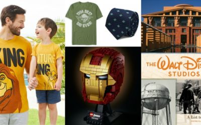 Disney Themed Father's Day Gift Guide