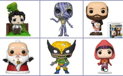 "Celebrate ""Funkoween"" With New Pop! Figure Pre-Orders on Entertainment Earth"