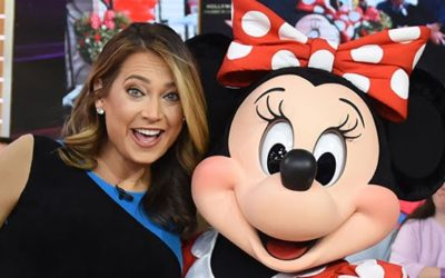 Ginger Zee and Milo Manheim Lead Fans in a Disney-Themed Workout