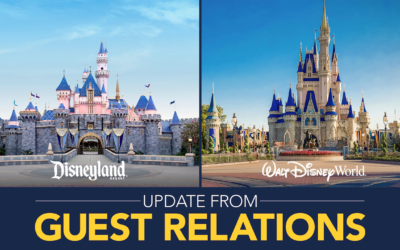 Guest Relations at Disneyland and WDW Make Statement Regarding Reservations at Both Destinations