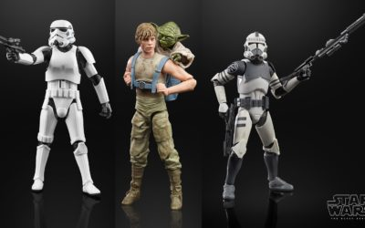 Hasbro Reveals New Star Wars Toys During Inaugural Fan First Friday Event Ahead of May the 4th