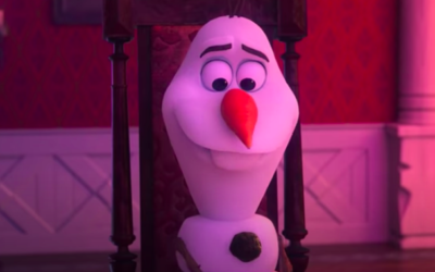 """""""I Am With You"""" Song From """"At Home With Olaf"""" Series Now Available on Most Streaming Services"""