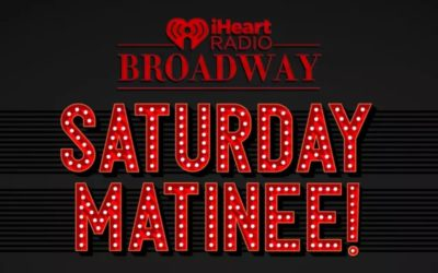 iHeartRadio Broadway Saturday Matinee To Feature Disney on Broadway Performances May 23rd