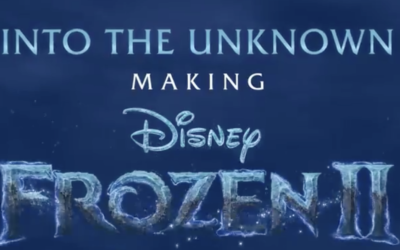 "Six-Part Documentary Series ""Into the Unknown: Making Frozen 2"" Coming to Disney+ on June 26"