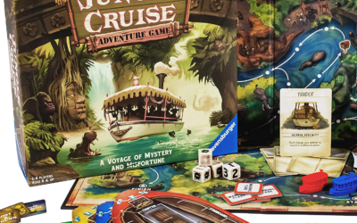 Jungle Cruise Board Game Available for Pre-Order from Ravensburger