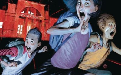 "Disney+ Announces Horror Comedy Series ""Just Beyond"" Based on R.L. Stine Graphic Novels"
