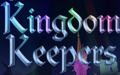 "Disney Celebrates Updated Editions of ""Kingdom Keepers"" Series with New Covers and Special Book One Offer"