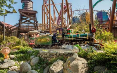 Knott's Berry Farm Vice President and General Manager Gives Update on Park Events and Operation