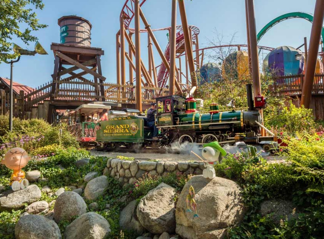 Knott S Berry Farm Vice President And General Manager Gives Update On Park Events And Operation Laughingplace Com
