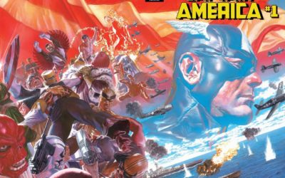 "Make Mine Marvel: Looking Back at ""Captain America"" by Ta-Nehisi Coates"