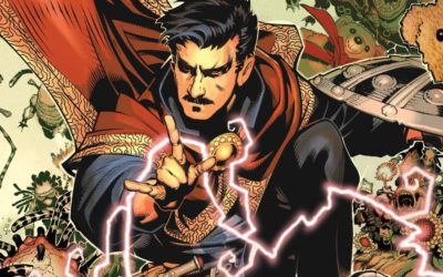 "Make Mine Marvel: Looking Back at ""Doctor Strange: The Way of the Weird"""