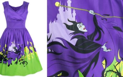 Disney Dress Shop Debuts Maleficent Dress on shopDisney