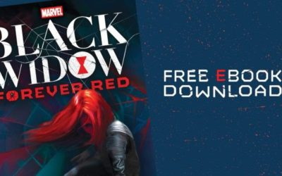 "Disney, Marvel Press Offering Free eBook Downloads of ""Black Widow: Forever Red"" for a Limited Time"