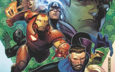 """Marvel Reveals Complete July Comic Release Schedule Including Start of """"Empyre"""""""