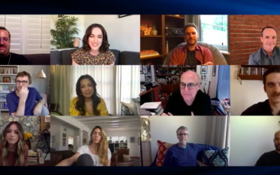 """""""Marvel's Agents of S.H.I.E.L.D."""" Cast and Producers Tease More Familiar Faces in Virtual Chat"""