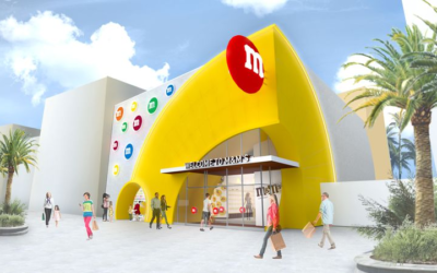 M&M's World Still On Schedule to Open at Disney Springs Later This Year