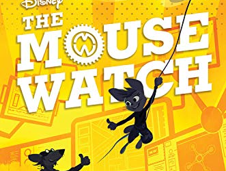 """Book Review: """"The Mouse Watch"""" (Chip & Dale: Rescue Rangers Expanded Universe)"""
