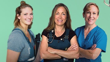 Mother's Day For a Nat Geo WILD Vet: Dr. Oakley, Dr. Schroeder, and Dr. K. Share Their Advice