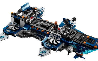 New LEGO Marvel Avengers Sets Coming to Target In June