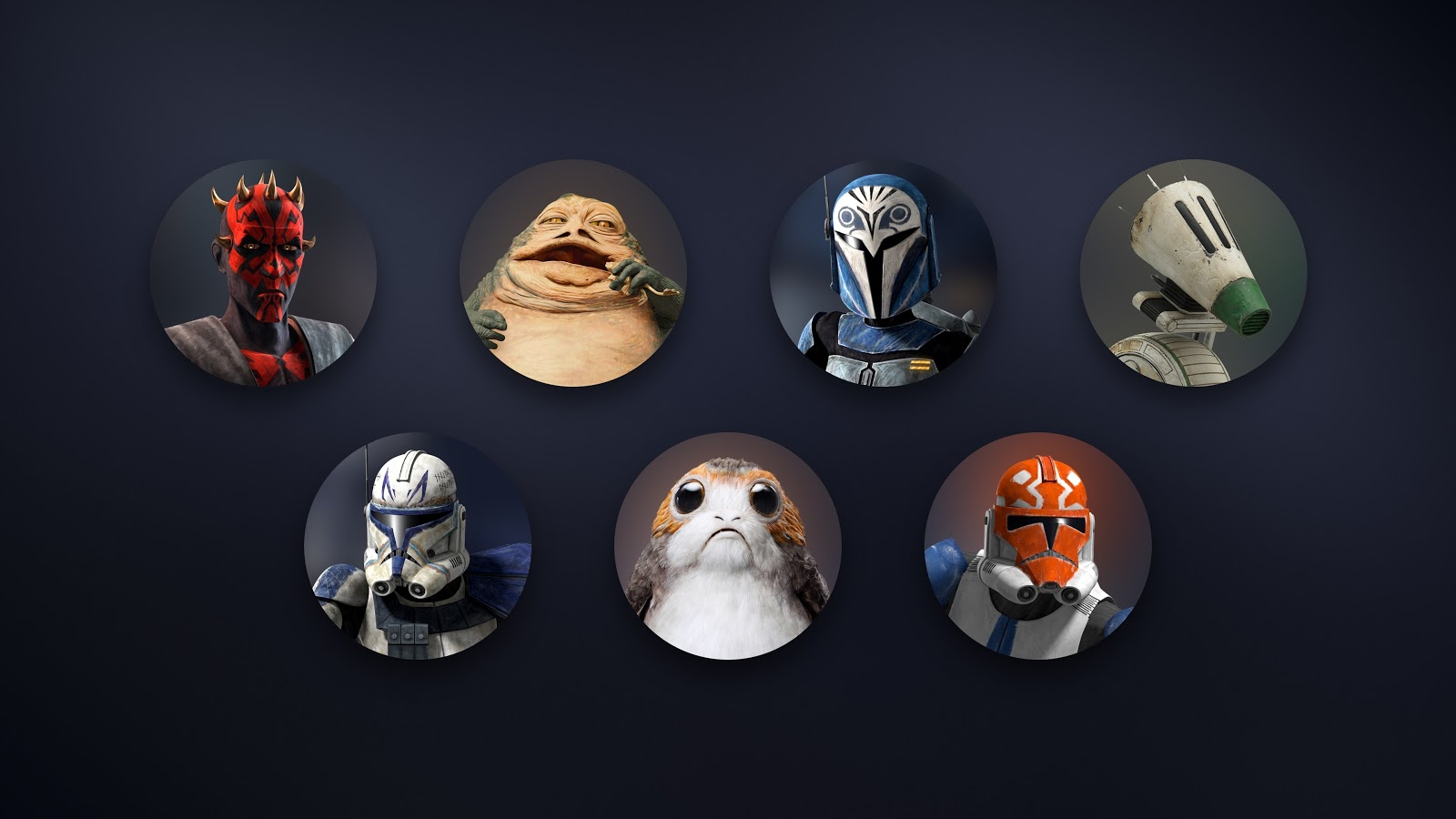 New Star Wars Avatars Now Available On Disney Laughingplace Com