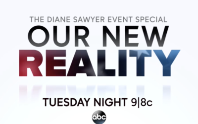 "ABC to Present ""Our New Reality: A Diane Sawyer Special"" On May 26"