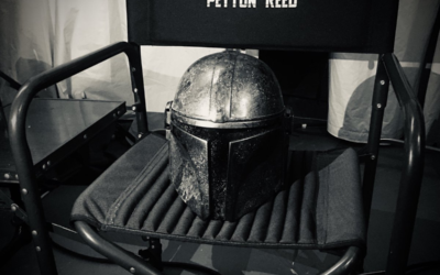 "Peyton Reed Tweets Photo Hinting at His Direction of an Episode (Or More) of ""The Mandalorian"""