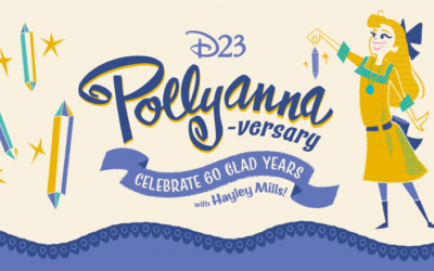 "D23 Celebrates 60th Anniversary of ""Pollyanna"" with Virtual Watch Party, Conversation with Disney Legend Hayley Mills"
