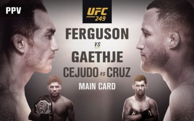 Preview - UFC 249 on ESPN+