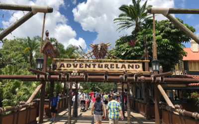 Quiz: Magic Kingdom Adventureland (Disney Trivia Live!)