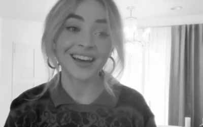 "Sabrina Carpenter Serenades Fans with ""Part of Your World"" for Disney's Singalong Video Series"