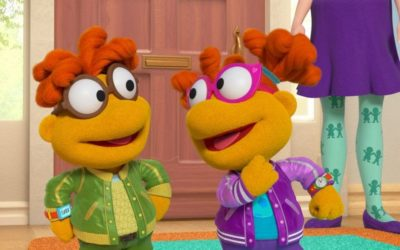 "Muppet Twins Skeeter and Scooter Coming to Disney Junior's ""Muppet Babies"""